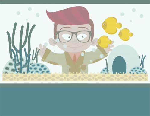 Image aquariologue